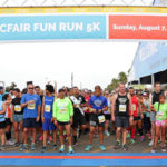 The OC Fair 5k Fun Run
